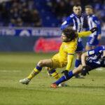 Copa del Rey: El Alavés primer semifinalista tras empatar 0-0 con Alcorcón