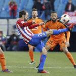 Copa del Rey: Atlético de Madrid en partido de ida golea 3-0 al Eibar