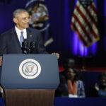 Barack Obama quiere descansar, escribir y estar en familia, pero no desaparecer