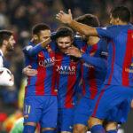 Copa del Rey: Barcelona pasa a semifinal goleando 5-2 al Real Sociedad