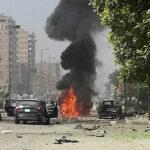 Egipto: Terrorista suicida mató con camión bomba a 8 policías en el Sinaí
