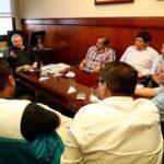 Alcaldes de Lima norte se reunieron con burgomaestre Luis Castañeda