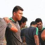 Rinaldo Cruzado el primer lesionado de la pretemporada de Alianza Lima
