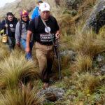 Ocho periodistas y un guía caminaron 70 km hacia Uchuraccay