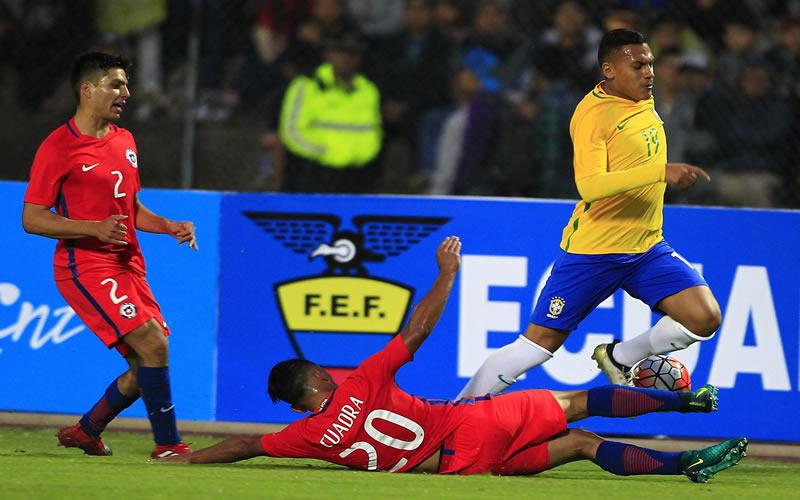 Chile debuta en el Sudamericano Sub-20 y buscará vencer a Brasil