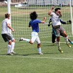 Sporting Cristal goleó 3-0 a la reserva de la U. Católica