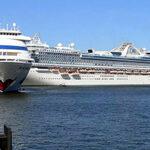Uruguay inicia su temporada de cruceros en Punta del Este