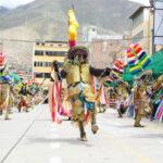 """Huánuco celebra el """"Día de la Danza de los Negritos"""""""