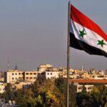 Cinco pueblos de valle de Barada izan bandera siria tras pacto entre bandos