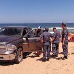Uruguay multará con 800 dólares a quienes entren a playas con autos
