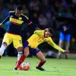 Sudamericano Sub-20: Ecuador en un vibrante partido gana 4-3 a Colombia