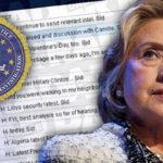 EEUU: Departamento de Justicia investigará al FBI por correos de Clinton