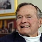 EEUU: Expresidente George H.W. Bush internado en cuidados intensivos