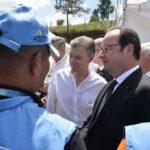 Colombia: Presidente Hollande reitera apoyo al Acuerdo de Paz con las FARC (VIDEO)