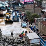 Huaico: Gobierno garantiza maquinaria para atender emergencia