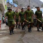 Santa Eulalia: Ministerio de Defensa moviliza personal del Ejército