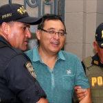 Exfuncionario aprista Jorge Cuba es trasladado al Penal Ancón 1