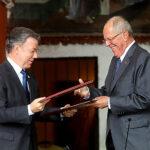 Perú y Colombia impulsarán comercio y proyectos binacionales