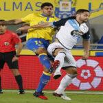 Liga Santander: Deportivo se queda al empatar 1-1 con Las Palmas