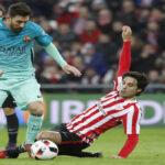 Copa del Rey: El Athletic logra épica victoria por 2-1 ante el Barcelona