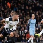 Premier League: Tottenham y Manchester City empatan 2-2 en la 22ª fecha