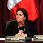 Marisol Pérez Tello: Odebrecht debe pagar la reparación civil antes de irse