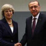 May discutirá hoy con Erdogan sobre yihadismo, Chipre y comercio
