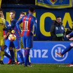 Messi saca otro conejo del sombrero y anota golazo al Villarreal