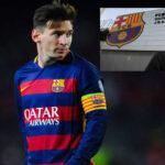 Barcelona destituye a relacionista institucional por opinar sobre Leo Messi