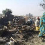 """Nigeria: Ejército bombardea """"por error"""" campo de refugiados y mata a 50"""