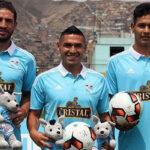 Sporting Cristal presenta sus últimos refuerzos para la campaña 2017