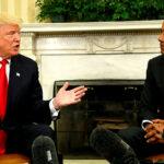 """Obama a Trump: """"No se puede gestionar Presidencia como un negocio familiar"""""""