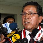 Fiscal de la Nación: Me sentí ofendido por el trato en la comisión Lava Jato