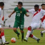 Sudamericano Sub-20: Bolivia debuta con triunfo por 2-0 antePerú