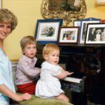Princesa Diana: Subastan varias cartas a un mayordomo sobre sus dos hijos