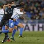 Liga Santander: Real Sociedaden partido pendiente derrota 2-0 al Málaga