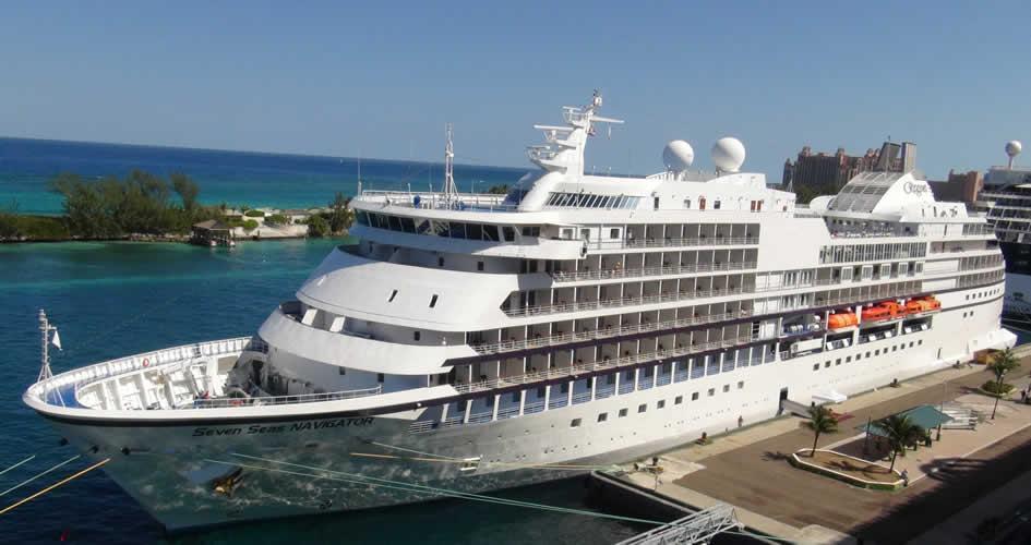 Resultado de imagen para Llega a Cartagena de indias el crucero más lujoso del mundo