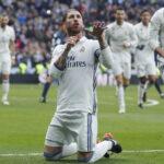 Liga Santander: Real Madrid vence 2-1 al Málaga con goles de Sergio Ramos