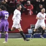 Liga Santander: Sevilla gana 2-1 y acaba con la racha del Real Madrid
