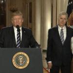 EEUU: Trump designó a Neil Gorsuch como candidato para la Corte Suprema (VIDEO)