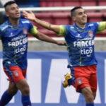 """Copa Libertadores: La """"U"""" boliviana derrota 3-2 al Wanderers uruguayo"""
