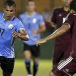 Sudamericano Sub-20: Venezuela logra un laborioso empate 0-0 ante Uruguay