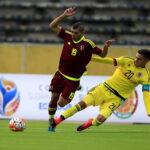 Sudamericano Sub-20: Venezuela logra su 5° empate (1-1) anteColombia