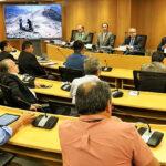 Vizcarra presidió instalación de mesa de trabajo contra piratería radial