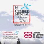 Organizaciones ganadoras del Nobel de Paz asistirán a XVI cumbre mundial