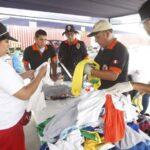 Huaicos: Este domingo continúa acopio de ayuda humanitaria para afectados