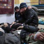 Al menos 43 muertos en un atentado con coche bomba en norte de Alepo
