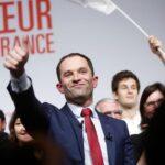 """El """"rebelde"""" Benoit Hamon gana en las primarias socialistas francesas"""