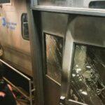 EEUU: Al menos 76 heridos al accidentarse un tren suburbano en Brooklyn