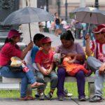 Lima registró este viernes temperaturas que superaron los 30 grados